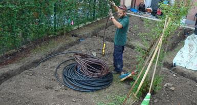 Impianto idrico giardino fai da te